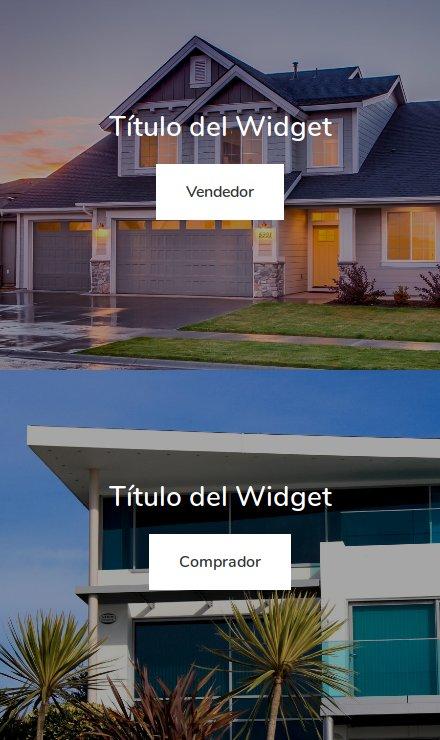 Imagenes paralelas con áreas de widgets centradas para móviles en Genesis Sample Theme